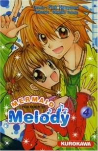 Mermaid Melody, Tome 4 : Pichi Pichi Pitch