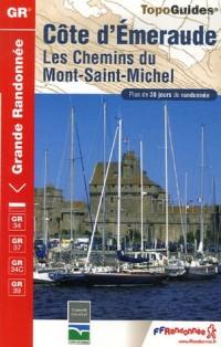 Côte d'Emeraude Chemins du Mont-Saint-Michel