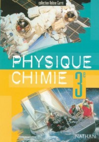 Physique Chimie 3e : Programme 1999