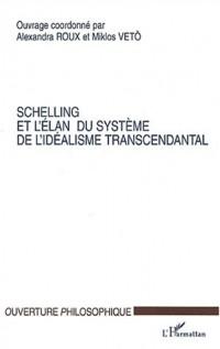 Schelling et l'elan du systeme de l'edealisme transcendantal