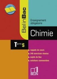 Chimie Tle S : Enseignement obligatoire
