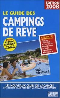 Le Guide des campings de rêve