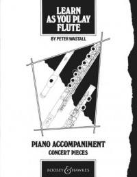 Learn as you play Flute - Concert Pieces