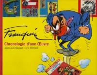 Franquin : Chronologie d'une Oeuvre