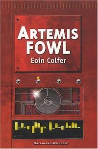 Artemis Fowl, coffret 3 volumes : Artemis Fowl - Mission polaire - Code éternité