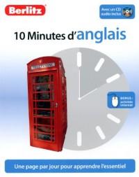 Anglais (d'), 10 Minutes