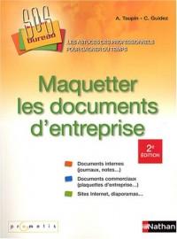 Maquetter les documents d'entreprise