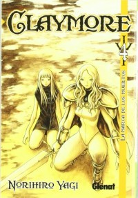 Claymore 4 La marca de los muertos/ The Mark of the Deads