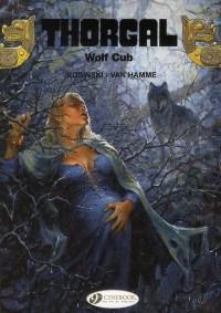 Thorgal, Tome 8 : Wolf cub