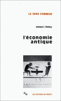 L'Economie antique