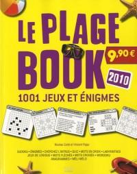 Le Plage Book 2010 : 1001 jeux et énigmes