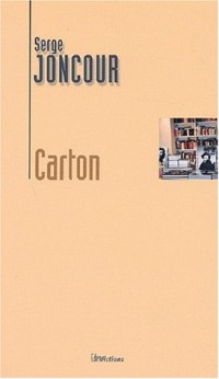 Carton ou l'Histoire d'un libraire qui se transforme en carton