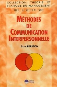 Méthodes de communication interpersonnelle