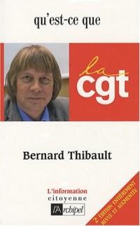 Qu'est-ce que la CGT ?
