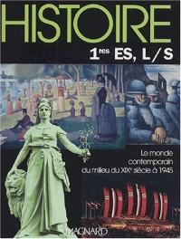 Histoire, 1ere ES L S