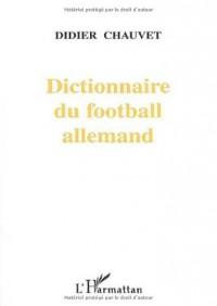 Dictionnaire du football allemand
