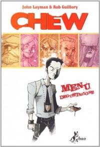 Chew vol. 1 - Menù degustazione