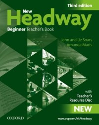 New headway beginner tb & trd pk 3e