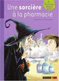 Une sorcière à la pharmacie