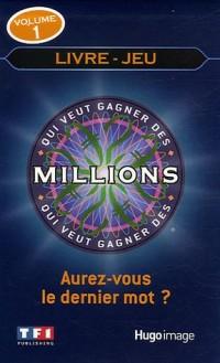 Qui veut gagner des millions : Livre-jeu, Tome 1