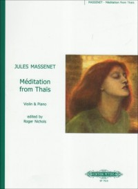 Méditation from Thaïs