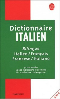 Dictionnaire Italien bilingue