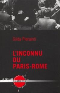 L'Inconnu du Paris-Rome