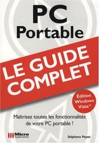 PC portable : Edition Vista