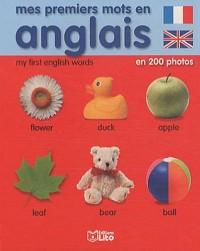 Sur le Bout de la Langue : Mes premiers mots en anglais - Dès 3 ans (Eveil / Imagier photos)
