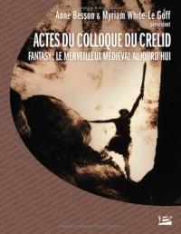 Fantasy, le merveilleux médiéval aujourd'hui : Actes du colloque du CRELID, université d'Artois (Arras)