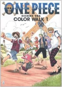 One piece. Color walk