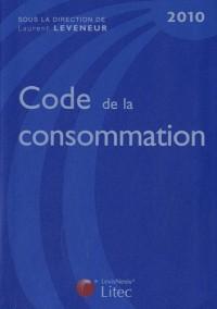 Code de la consommation 2010