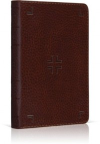 Holy Bible: English Standard Version, Sienna, Crossroads Design