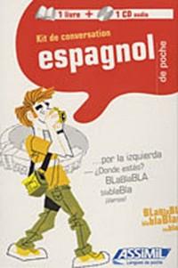 Kit de conversation espagnol (1CD audio)