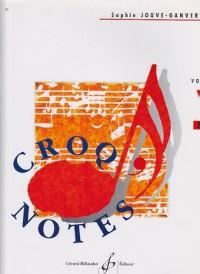 Croq'Notes - Cahier 2 - 2e Annee