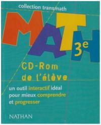 Transmath 3e Eleve CD rom