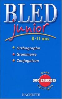 Bled : Junior 8-11 ans, édition 2004