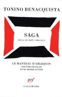 Saga - Grand prix des Lectrices de Elle 1998