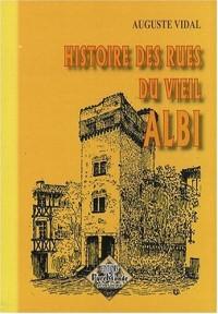 Histoire des Rues du Vieil Albi