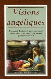 Visions angéliques - Un recueil de récits de personnes ayant vu des anges et un guide pour les gens qui veulent en voir