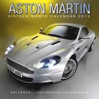 Calandrier 2012 - Aston Martin