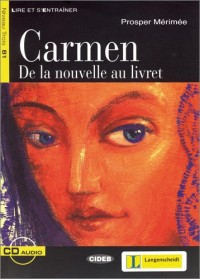 Carmen, par Prosper Mérimée. Introduction de Maurice Tourneux. Illustrations de Alexandre Lunois