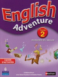 English Adventure Cycle 2