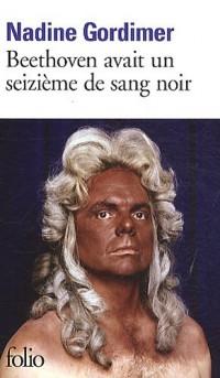 Beethoven avait un seizième de sang noir