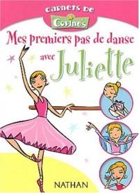 Mes premiers pas de danse avec Juliette