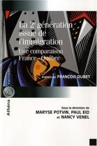 La deuxième génération issue de l'immigration : Une comparaison France-Québec