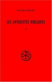 Les Antiquités bibliques, tome 2