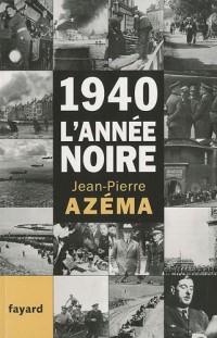 1940, l'année noire