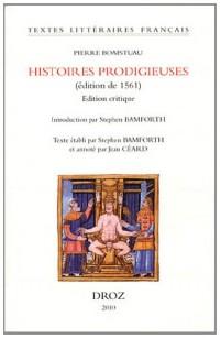 Histoires prodigieuses (édition de 1561) : Edition critique