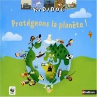 Protégeons la planète